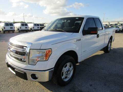 2013 Ford F-150 for sale at AML AUTO SALES - Pick-up Trucks in Opa-Locka FL