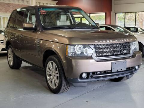 2011 Land Rover Range Rover for sale at AW Auto & Truck Wholesalers  Inc. in Hasbrouck Heights NJ