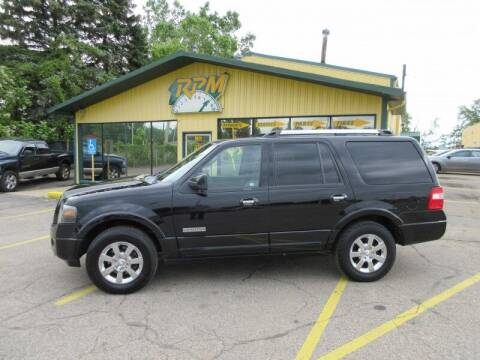 2010 Ford Explorer for sale at RPM AUTO SALES in Lansing MI