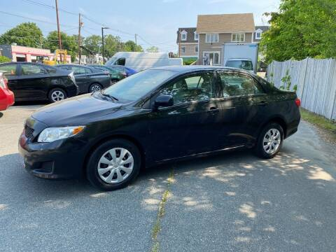 2010 Toyota Corolla for sale at Good Works Auto Sales INC in Ashland MA