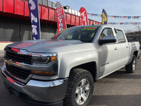 2016 Chevrolet Silverado 1500 for sale at Duke City Auto LLC in Gallup NM