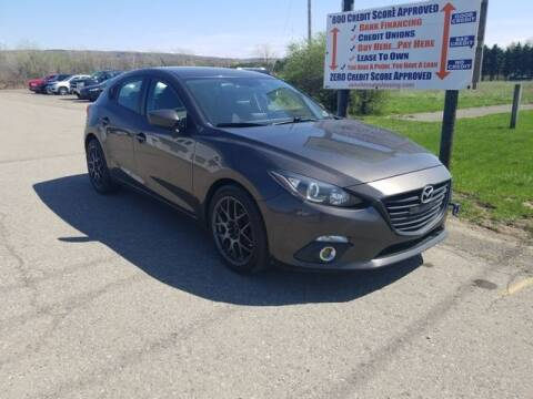 2015 Mazda MAZDA3 for sale at Sensible Sales & Leasing in Fredonia NY