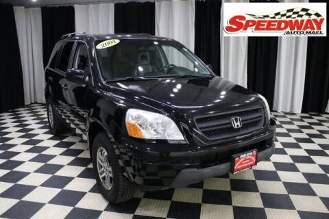 2004 Honda Pilot for sale at SPEEDWAY AUTO MALL INC in Machesney Park IL