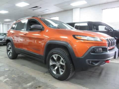 2015 Jeep Cherokee for sale at US Auto in Pennsauken NJ
