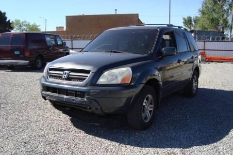 2004 Honda Pilot for sale at One Community Auto LLC in Albuquerque NM