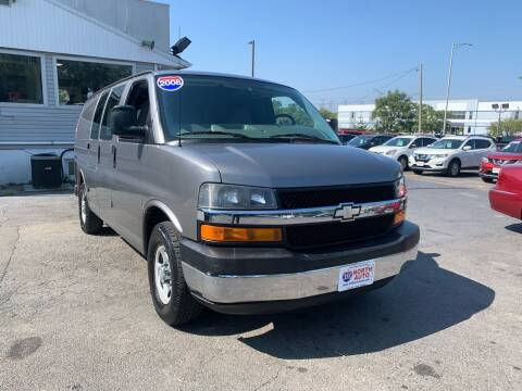 2008 Chevrolet Express Cargo for sale at 355 North Auto in Lombard IL