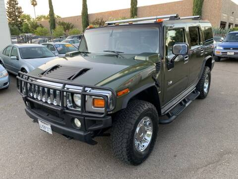 2003 HUMMER H2 for sale at C. H. Auto Sales in Citrus Heights CA