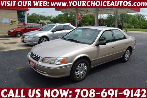 2000 Toyota Camry for sale at Your Choice Autos - Crestwood in Crestwood IL