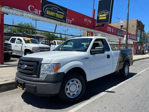 2011 Ford F-150 for sale at Manny Trucks in Chicago IL