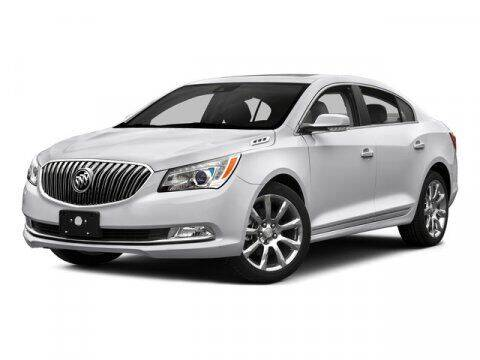 2016 Buick LaCrosse for sale at Mike Murphy Ford in Morton IL