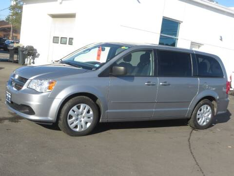 2015 Dodge Grand Caravan for sale at Price Auto Sales 2 in Concord NH