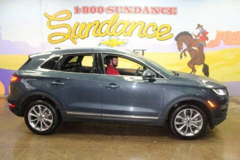2019 Lincoln MKC for sale at Sundance Chevrolet in Grand Ledge MI
