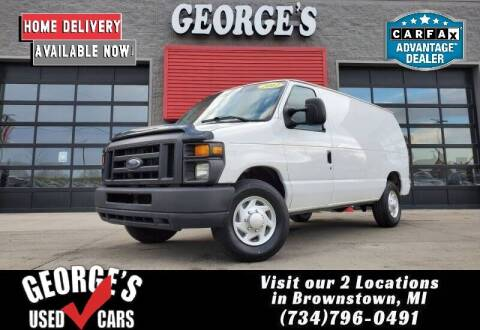 2012 Ford E-Series Cargo for sale at George's Used Cars - Pennsylvania & Allen in Brownstown MI
