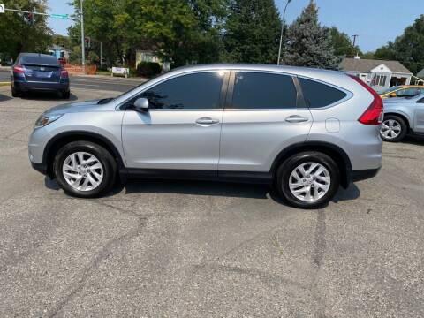 2015 Honda CR-V for sale at Auto Outlet in Billings MT