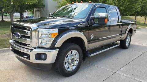 2013 Ford F-250 Super Duty for sale at Western Star Auto Sales in Chicago IL