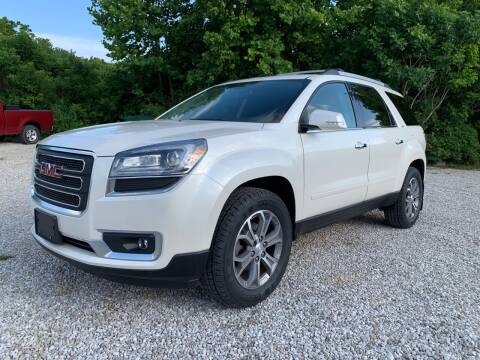 2014 GMC Acadia for sale at 64 Auto Sales in Georgetown IN