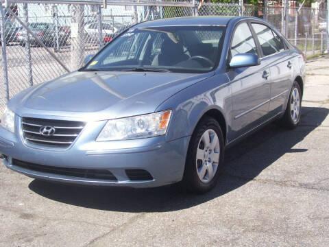 2009 Hyundai Sonata for sale at Dambra Auto Sales in Providence RI