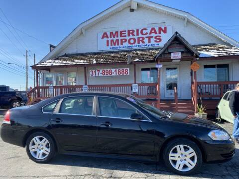 2014 Chevrolet Impala Limited for sale at American Imports INC in Indianapolis IN