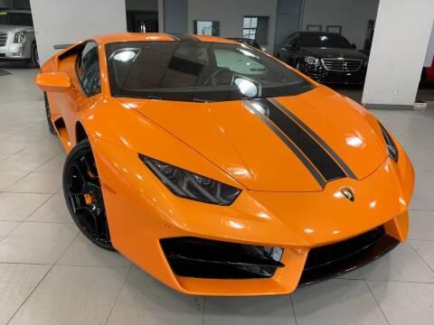 2017 Lamborghini Huracan for sale at Auto Mall of Springfield in Springfield IL