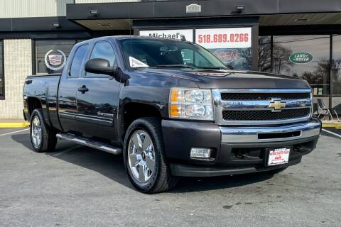 2010 Chevrolet Silverado 1500 for sale at Michaels Auto Plaza in East Greenbush NY