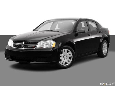 2014 Dodge Avenger for sale at West Motor Company - West Motor Ford in Preston ID