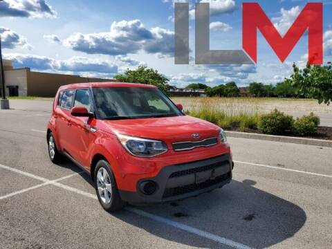 2019 Kia Soul for sale at INDY LUXURY MOTORSPORTS in Fishers IN