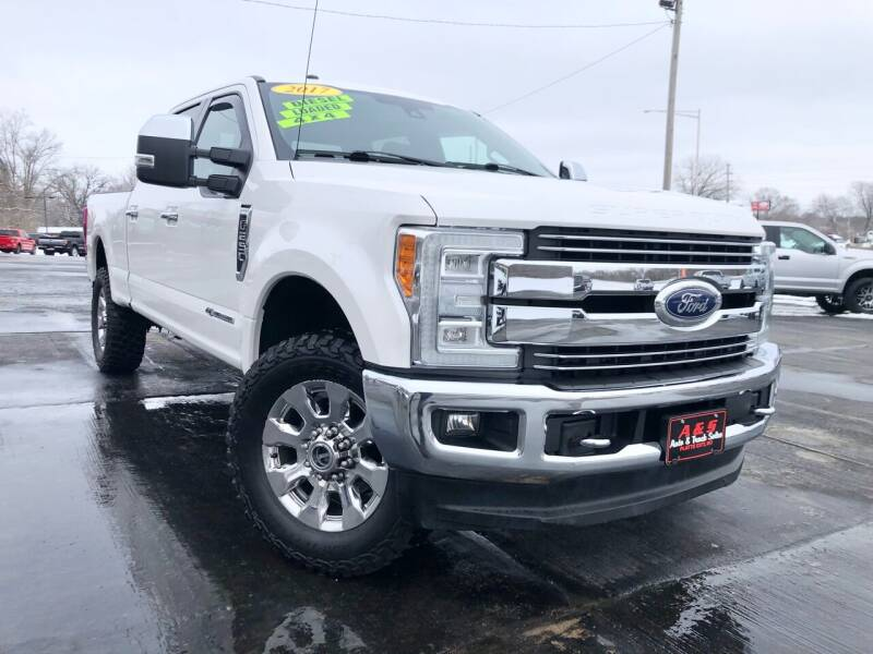 2017 Ford F-250 Super Duty for sale at A & S Auto and Truck Sales in Platte City MO