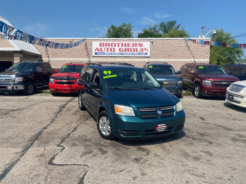 2009 Dodge Grand Caravan for sale at Brothers Auto Group in Youngstown OH