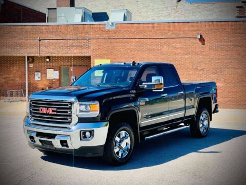 2016 GMC Sierra 2500HD for sale at ARCH AUTO SALES in St. Louis MO