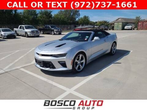 2017 Chevrolet Camaro for sale at Bosco Auto Group in Flower Mound TX