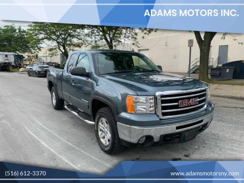 2012 GMC Sierra 1500 for sale at Adams Motors INC. in Inwood NY