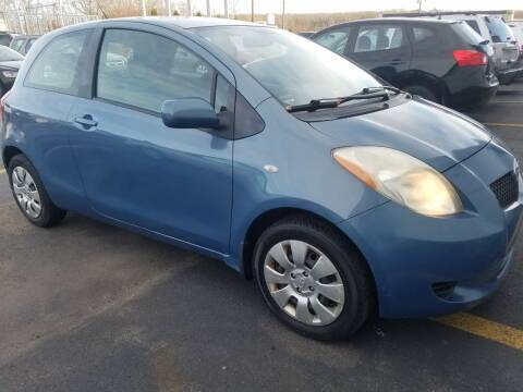 2007 Toyota Yaris for sale at JG Motors in Worcester MA
