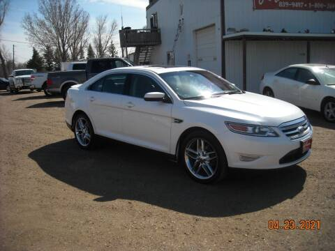 2011 Ford Taurus for sale at Ron Lowman Motors Minot in Minot ND