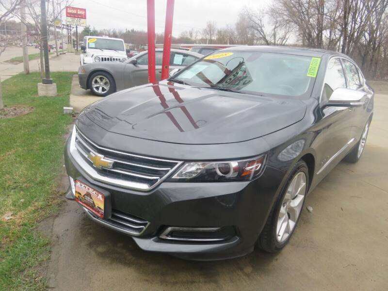 2018 Chevrolet Impala for sale at Azteca Auto Sales LLC in Des Moines IA