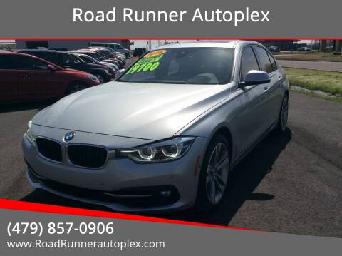 2016 BMW 3 Series for sale at Road Runner Autoplex in Russellville AR