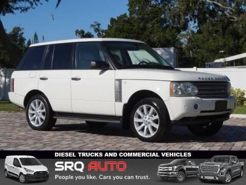 2006 Land Rover Range Rover for sale at SRQ Auto LLC in Bradenton FL