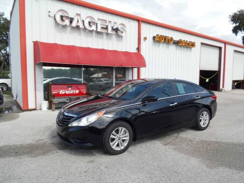 2011 Hyundai Sonata for sale at Gagel's Auto Sales in Gibsonton FL