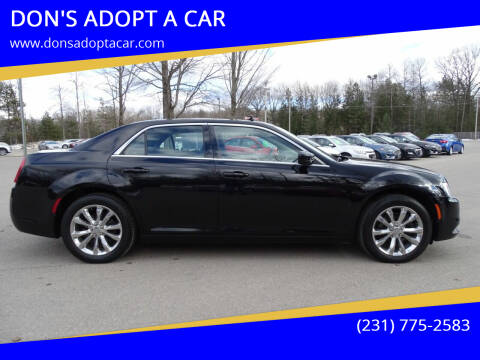 2016 Chrysler 300 for sale at DON'S ADOPT A CAR in Cadillac MI