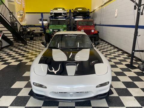 1993 Mazda RX-7 for sale at Euro Auto Sport in Chantilly VA