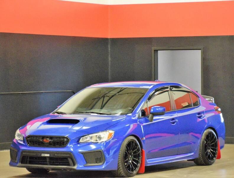 2018 Subaru WRX for sale at Style Motors LLC in Hillsboro OR