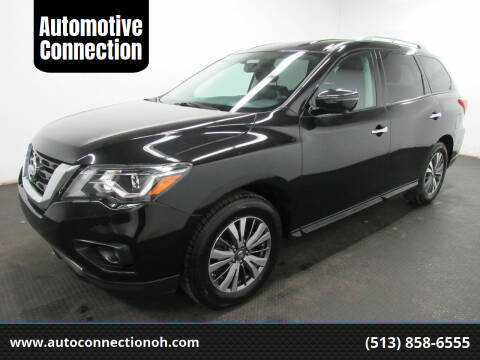 2018 Nissan Pathfinder for sale at Automotive Connection in Fairfield OH