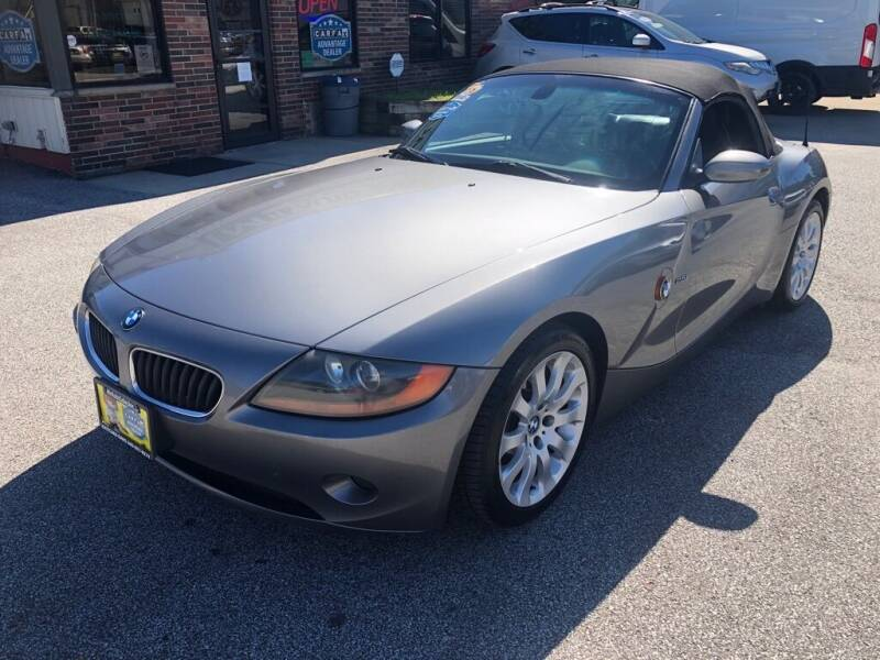 2004 BMW Z4 for sale at MR Auto Sales Inc. in Eastlake OH