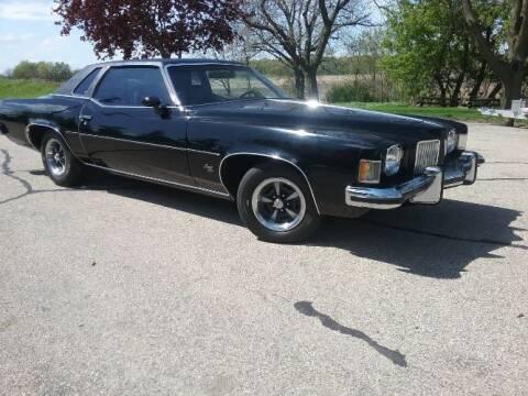 1973 Pontiac Grand Prix for sale at Classic Car Deals in Cadillac MI