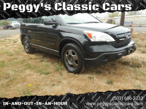 2007 Honda CR-V for sale at Peggy's Classic Cars in Oregon City OR