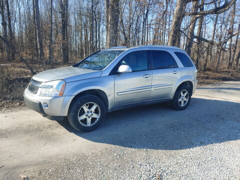 2006 Chevrolet Equinox for sale at Doyle's Auto Sales and Service in North Vernon IN