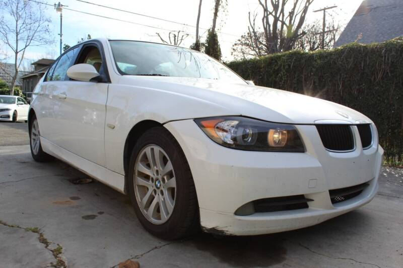 2007 BMW 3 Series for sale at Bay Auto Exchange in San Jose CA
