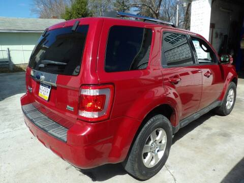 2011 Ford Escape for sale at English Autos in Grove City PA