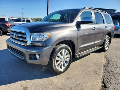2016 Toyota Sequoia for sale at Southern Auto Exchange in Smyrna TN