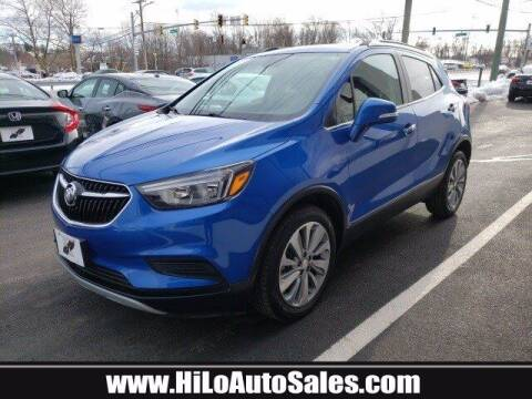 2018 Buick Encore for sale at Hi-Lo Auto Sales in Frederick MD