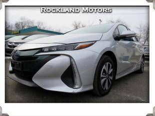 2018 Toyota Prius Prime for sale at Rockland Automall - Rockland Motors in West Nyack NY